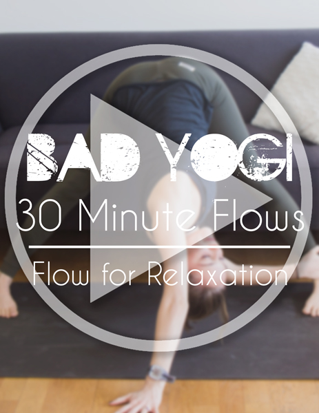 30MinuteFlow-for-Relaxation