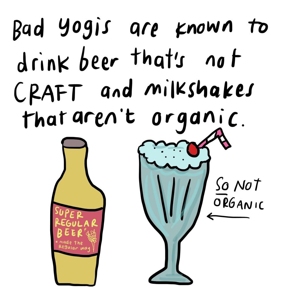bad yogi beer