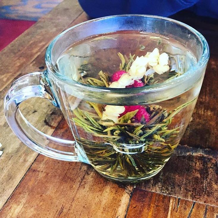 April Tea Blog Post