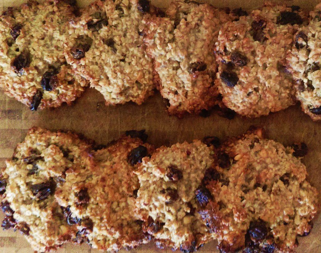 oat cookies (edit)