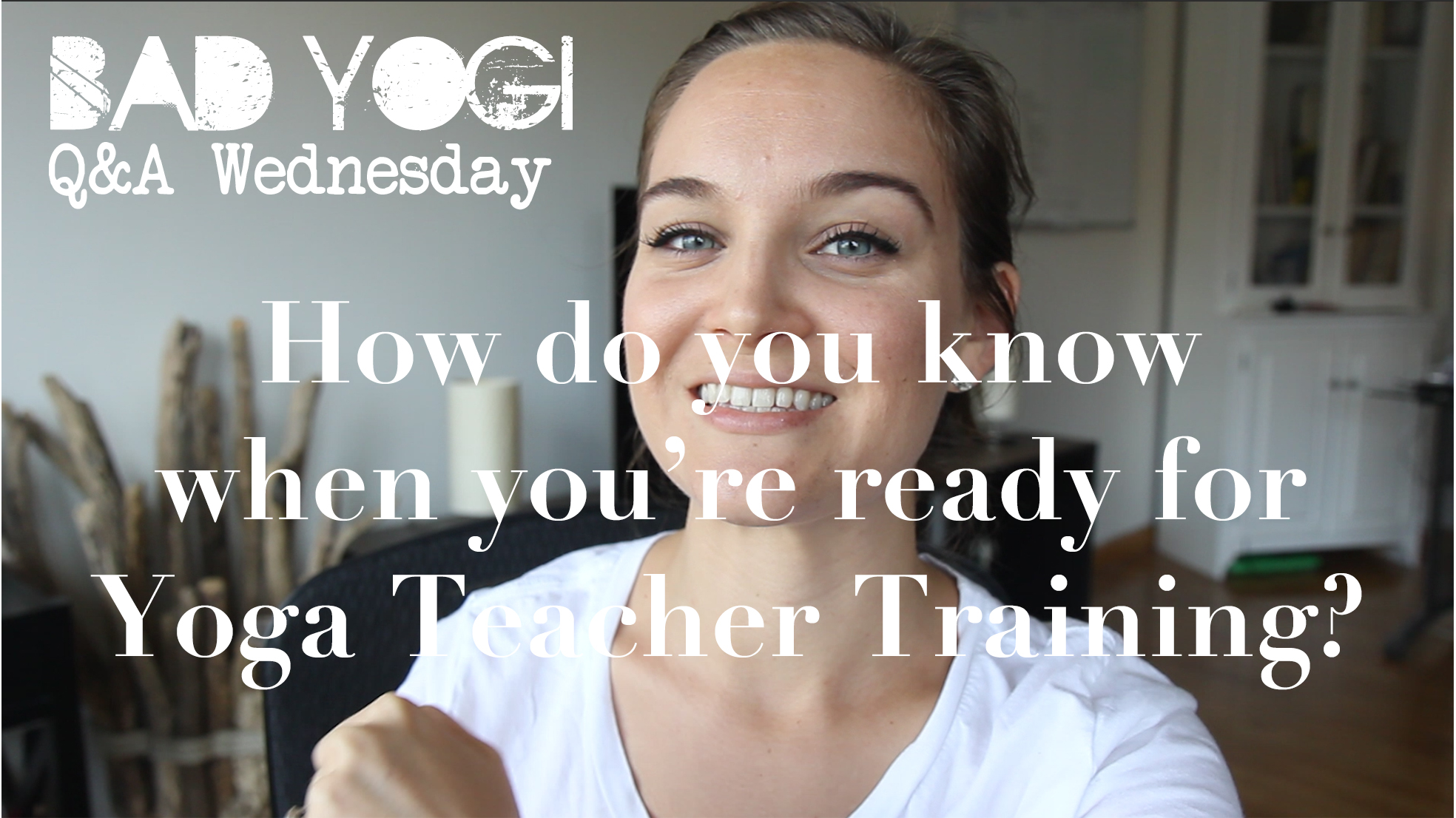 Q&A: How Do You Know When You're Ready For Yoga Teacher