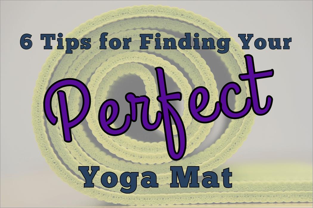 6 Tips For Finding The Best Yoga Mat Bad Yogi Blog