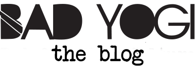 Bad Yogi Blog logo
