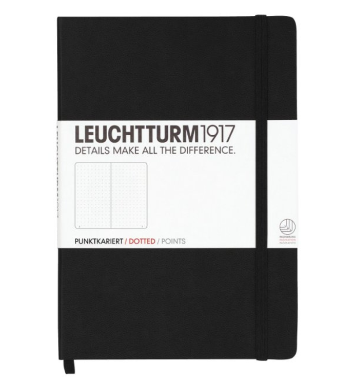 bad yogi holiday gift guide leuchtturm notebook