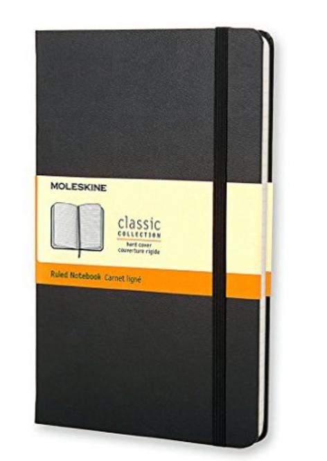 bad yogi holiday gift guide moleskine notebook
