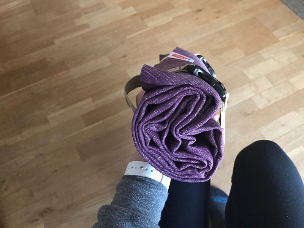 The Best Travel Yoga Mat I Ve Ever Used Bad Yogi Blog