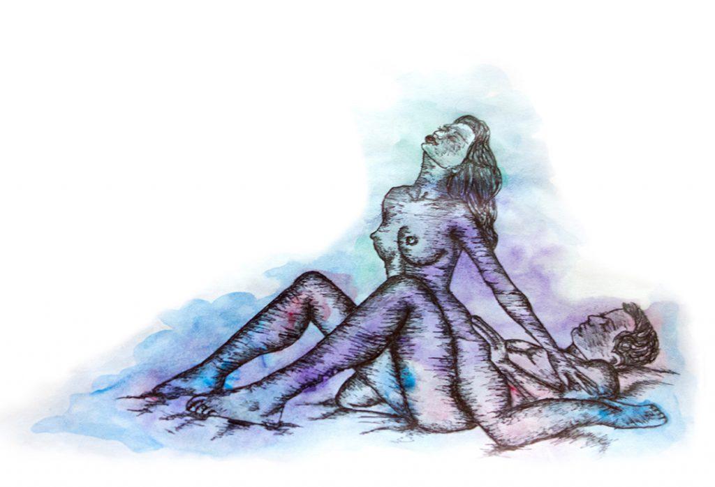 Kuma sutra sex position