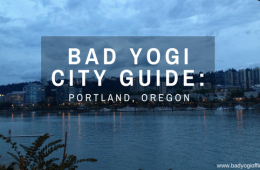 bad yogi portland city guide