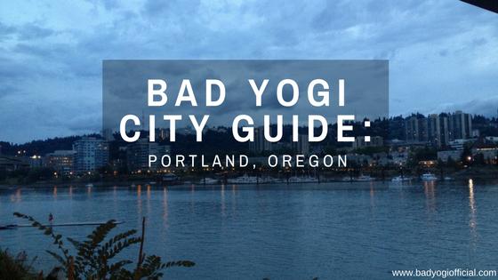 bad yogi portland city guide