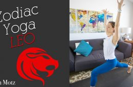Zodiac Yoga Leo Bad Yogi