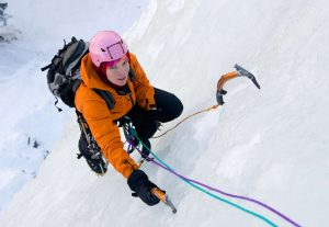 Real-Life Inspiration: Trading in a Life of Addiction for Ice Climbing_Bad Yogi