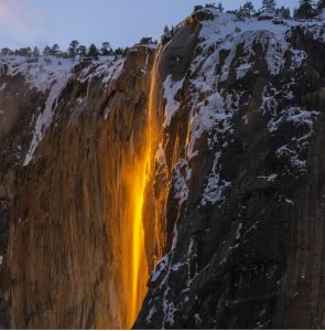"A Must-See Phenomenon: The""Firefall"" is Glowing in All It's Fiery Glory_ad Yogi"