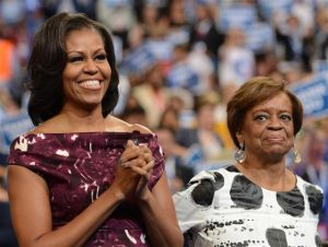 "Michelle Obama's Mother Doesn't Think She's a ""Real"" Celebrity in Hilarious Text Exchange_Bad Yogi"