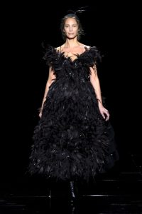New York Fashion Week: Model Christy Turlington Returns to the Runway After 20 Years_Bad Yogi