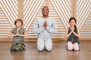 Alo Yoga Is Determined to Make Yoga and Meditation Accessible to Kids_Bad Yogi