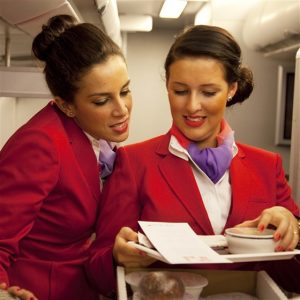 Virgin Atlantic Gave Its Flight Attendants the Green Light to go Makeup Free_Bad Yogi