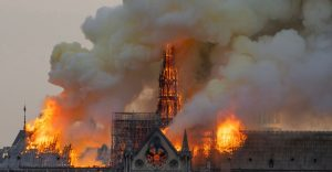 The Notre Dame Fire: French Billionaires are Donating €300 Million For Restoration_Bad Yogi