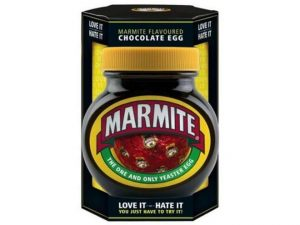 "The Weirdest Easter Eggs, from ""Game of Thrones"" Dragon Eggs to Marmite-Flavored Chocolate_Bad Yogi"