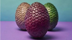 """The Weirdest Easter Eggs, from """"Game of Thrones"""" Dragon Eggs to Marmite-Flavored Chocolate_Bad Yogi"""