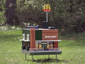 McDonald's Just Opened Its Smallest Store to Date for Very Special Guests_Bad Yogi