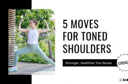 5 Moves for More Toned Shoulders