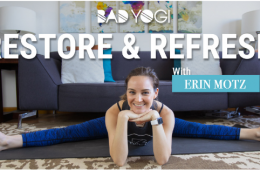 Bad Yogi Restore and Refresh