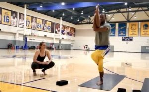Andre Iguodala: Business Man, Basketball Star, and Yogi_Bad Yogi