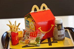 McDonald's Bad Yogi