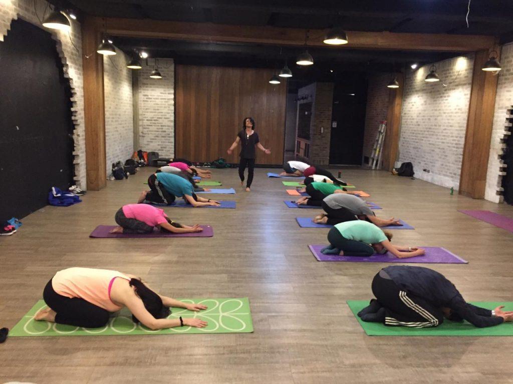 How Yoga Can Be A Performance Art Bad Yogi Blog