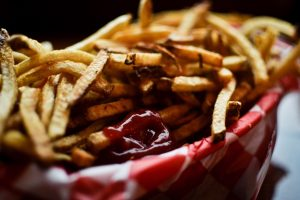 Could Eating Too Much French Fries Make You Go Blind? Bad Yogi
