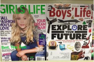 Are We Responsible for the Message Teen Magazines are Sending to Young Girls? Bad Yogi