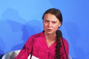 Greta Thunberg - Bad Yogi