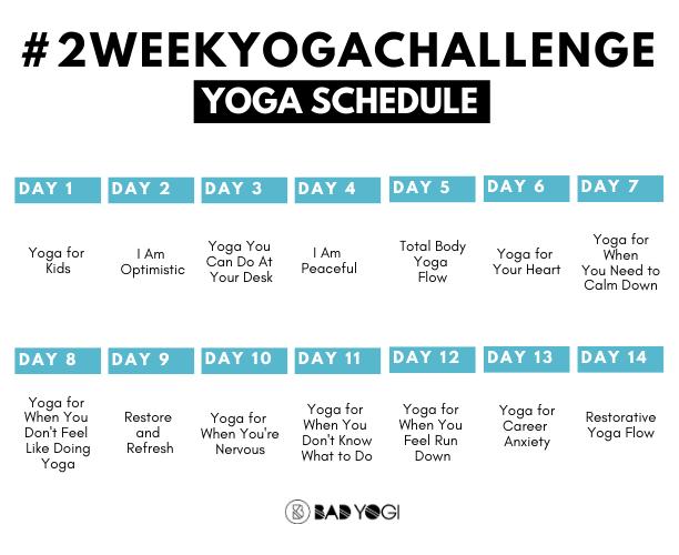bad yogi free quarantine calendar