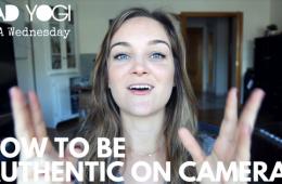 authentic on camera bad yogi