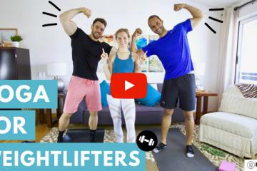 yoga for weightlifters bad yogi