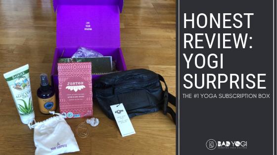 yogisurprise blog review feat