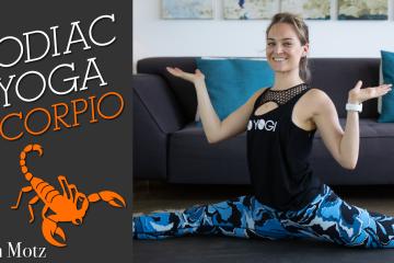 zodiac yoga scorpio