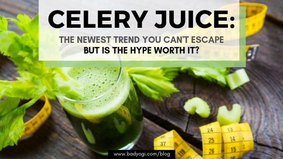 Celery Juice: The Newest Trend You Can't Escape, But Is It Worth The Hype?