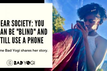 visually impaired people Archives - Bad Yogi Magazine