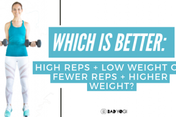 high reps low weight or fewer reps high weight blog feat