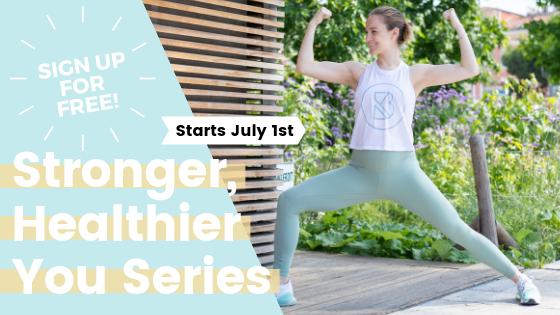 Stronger Healthier You Series Bad Yogi