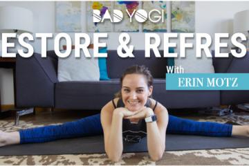 Bad Yogi Restore and Refresh