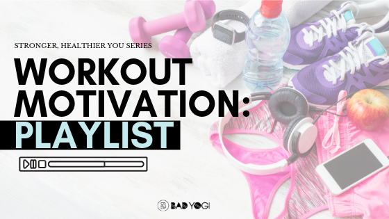 Workout Motivation Playlist