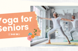 yoga for seniors bad yogi