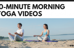 10-Minute Morning Yoga Videos