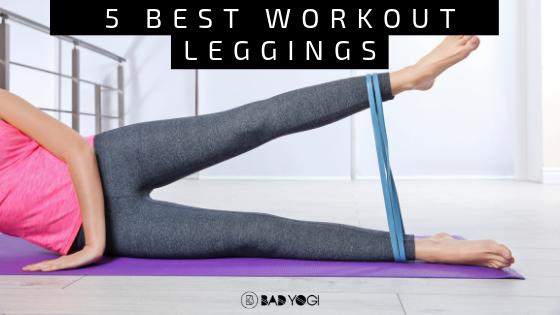 5 best workout leggings