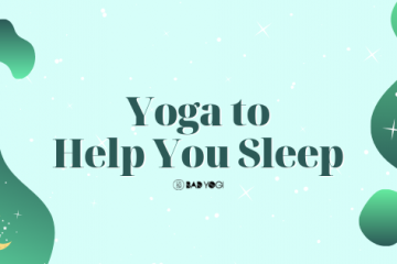 yoga to help you sleep