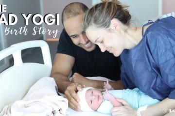 Bad Yogi Birth Story