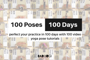 100 Poses 100 Days