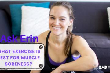 muscle soreness